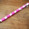 手帳用の木軸ボールペンを新調しました