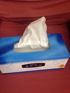 アレルギー性鼻炎 贅沢保湿