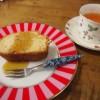 笠原さんちの練乳ケーキを作ってみたんだけど