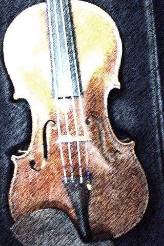 週末ヴァイオリン弾き
