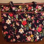 仕事用にVera BradleyのバッグをBuymaで購入しました。
