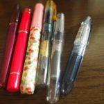 【万年筆とインク沼】気がついたら低価格万年筆充になっていた件